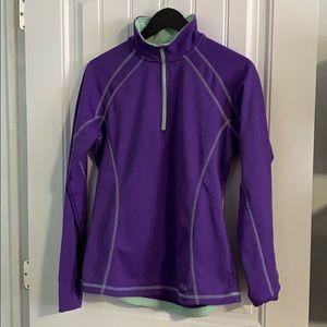 Fila Quarter-Zip Sweatshirt